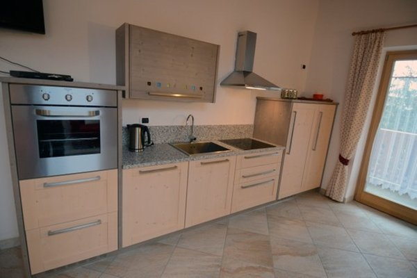 Photo of the kitchen Ciasa Ciampac