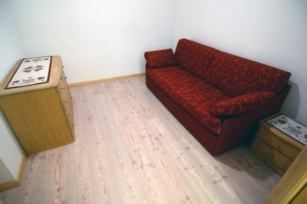 The living area Apartments Ciasa Ciampac