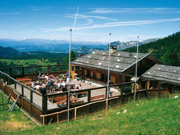 Foto di presentazione Baita Masarè Hütte