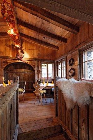 Il ristorante Versciaco (San Candido) Helmhotel