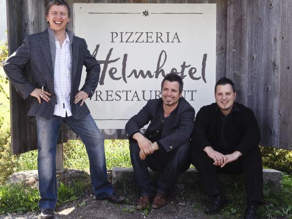 Helmhotel - Ristorante Pizzeria  Versciaco (San Candido)