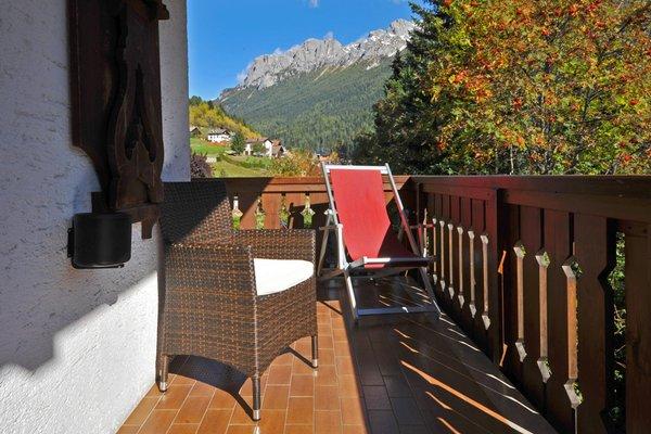 Foto del balcone Lastè