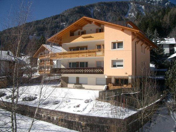 Winter presentation photo Donei Pederiva Alessandra - Apartments 4 gentians