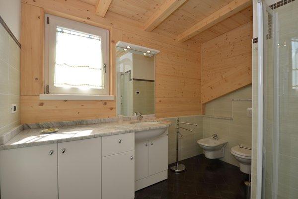 Photo of the bathroom Apartments Donei Pederiva Alessandra