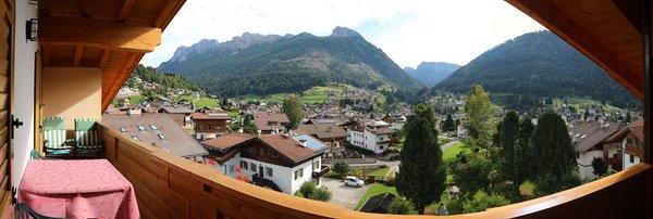 Foto vom Balkon Donei Pederiva Alessandra