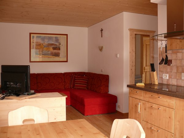 The living area Eghes - Apartments 3 suns