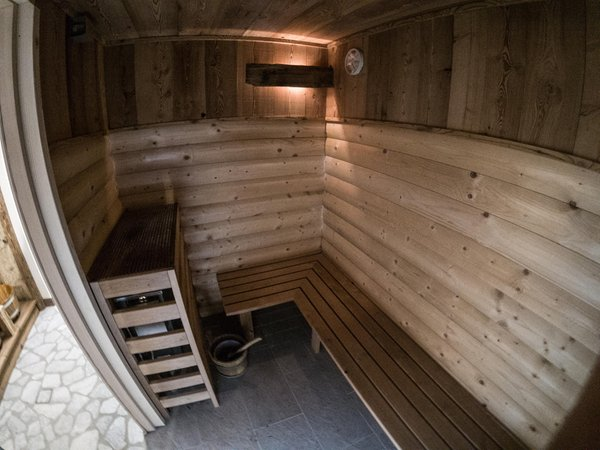 Foto der Sauna San Cassiano
