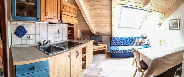 Der Wohnraum Eghes - Ferienwohnungen 3 Sonnen