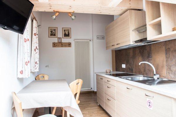 Foto della cucina Apartments Ciasa Eghes