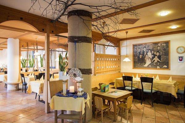 Das Restaurant Mühlen in Taufers Mühlenerhof