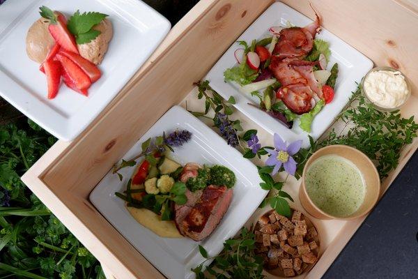 Rezepte und Gourmet-Gerichte Mühlenerhof
