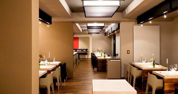 Il ristorante Campo Tures Toccorosso