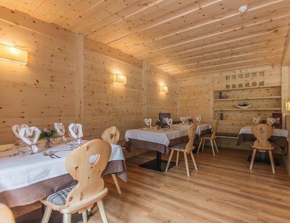 Il ristorante San Giovanni (Valle Aurina) Hotel Adler