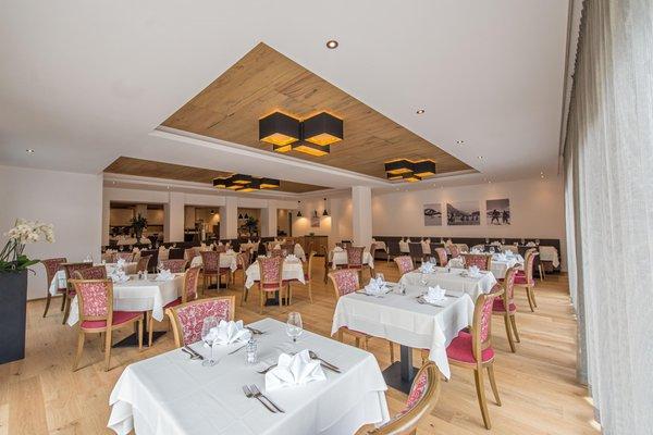 Das Restaurant Luttach Alpenhof