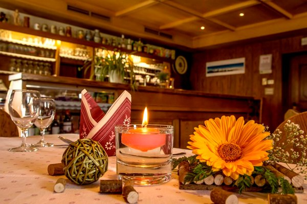 Il ristorante San Giovanni (Valle Aurina) Platterhof