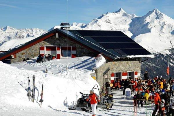 Foto invernale di presentazione Sonnklar - Rifugio