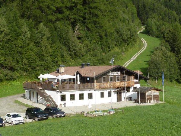Foto estiva di presentazione Mittelstation Michlreis - Rifugio