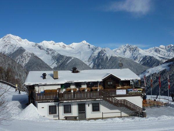 Foto invernale di presentazione Mittelstation Michlreis - Rifugio