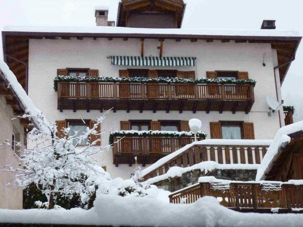 Winter presentation photo Apartments Casa Alba