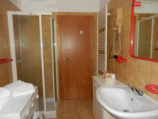Photo of the bathroom Apartments Casa Alba
