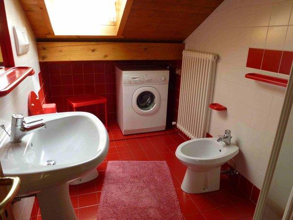 Foto del bagno Appartamenti Casa Alba