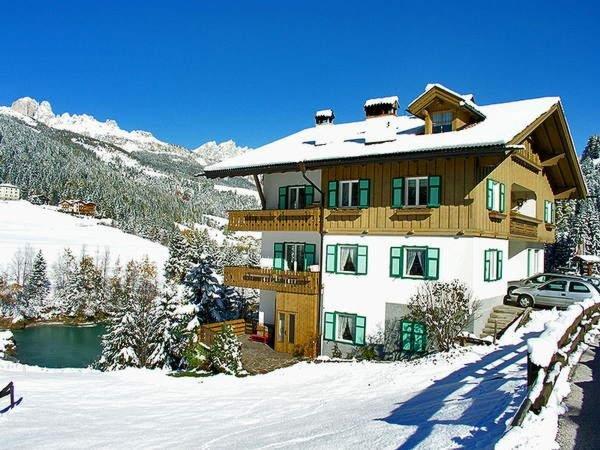 Winter presentation photo Casa Serena - Apartments 3 gentians