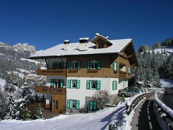 Photo exteriors in winter Casa Serena