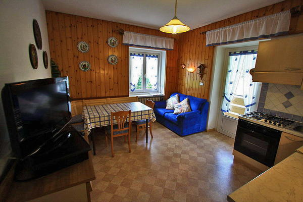 Photo of the kitchen Casa Serena