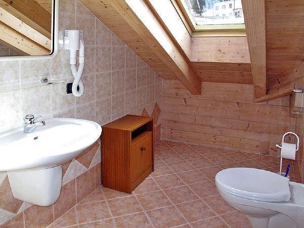 Foto del bagno Appartamenti Ciasa Gran Panorama