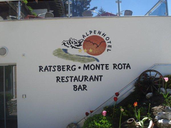 Foto esterno Ristorante Alpenhotel Ratsberg