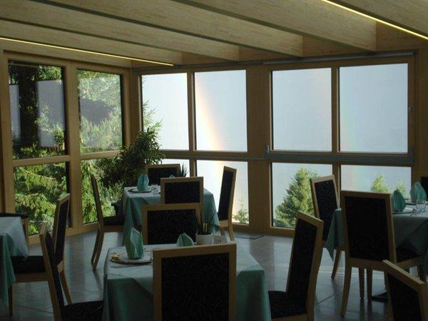 Il ristorante Dobbiaco Alpenhotel Ratsberg