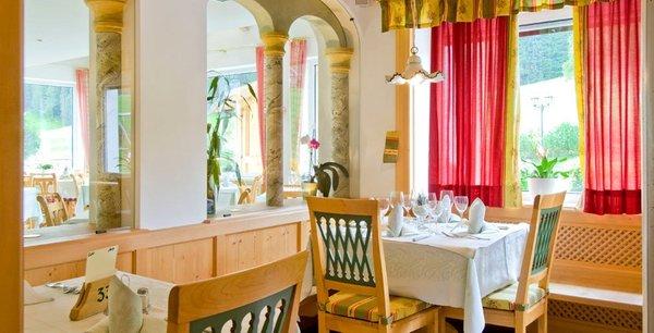 Il ristorante Sesto Hotel Willy