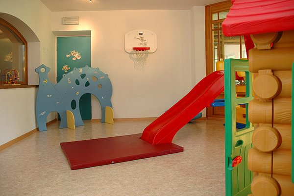 La sala giochi Ristorante Hotel Willy