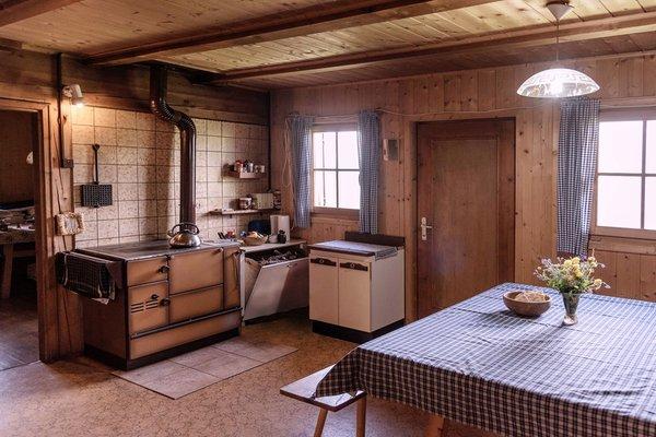 Foto della cucina Oberhabererhütte auf Stumpfalm