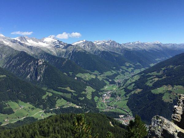 Aussicht St. Johann (Ahrntal)