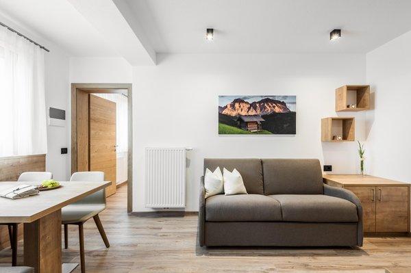 Der Wohnraum Residence Mirabell