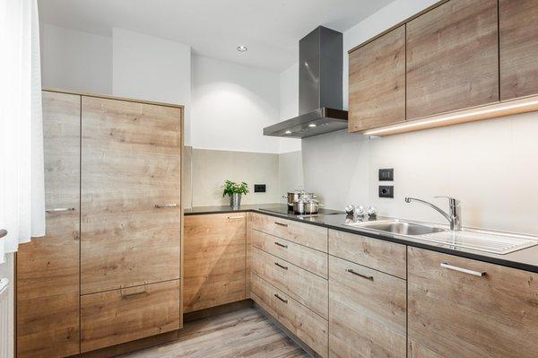 Foto der Küche Residence Mirabell