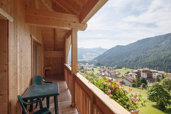 Foto del balcone Sirio