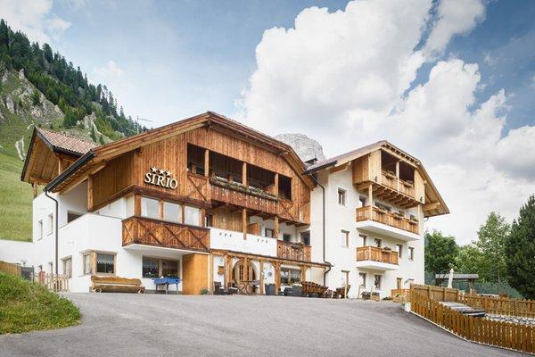 Foto estiva di presentazione Sirio - Garni (B&B) + Appartamenti 3 stelle