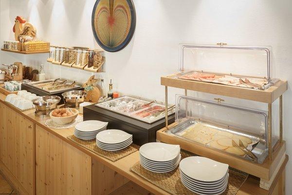 La colazione Sirio - Garni (B&B) + Appartamenti 3 stelle