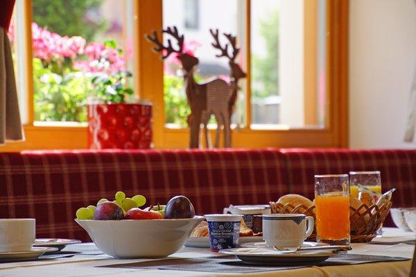 La colazione Tofana - Garni (B&B) 2 stelle