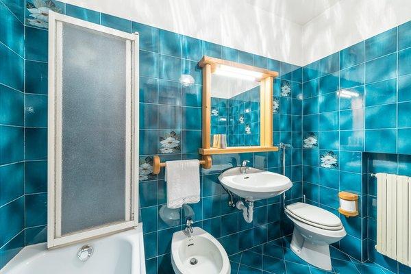 Photo of the bathroom Apartment Casa Mostacia