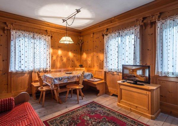 The living area Casa Mostacia - Apartment