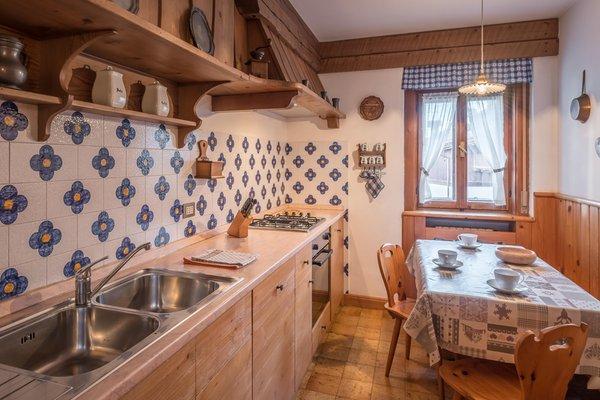 Foto della cucina Casa Mostacia