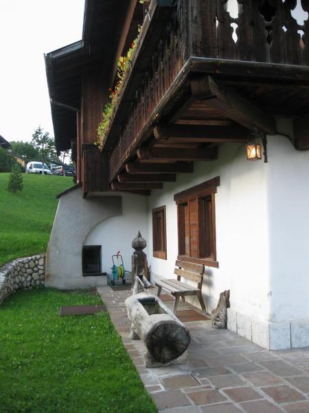 Photo of the garden Cortina d'Ampezzo