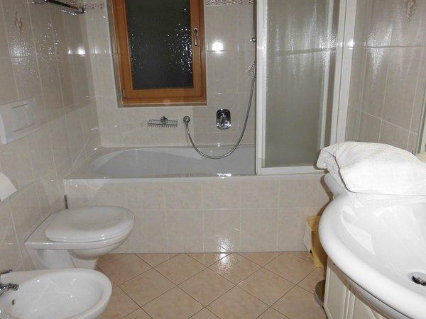 Foto del bagno Appartamenti Villa Bernhard
