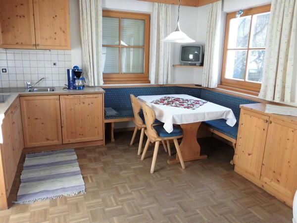 Foto della cucina Villa Bernhard