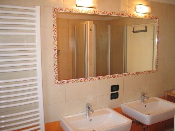Foto del bagno Appartamento Frenademetz