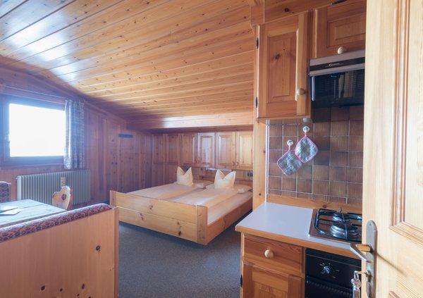 Der Wohnraum Garni (B&B) + Ferienwohnungen La Vara