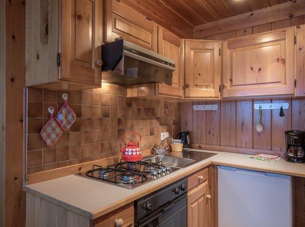 Foto der Küche La Vara